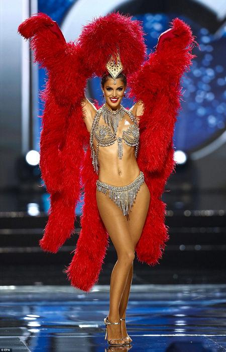 Национальные костюмы Мисс Вселенная 2017