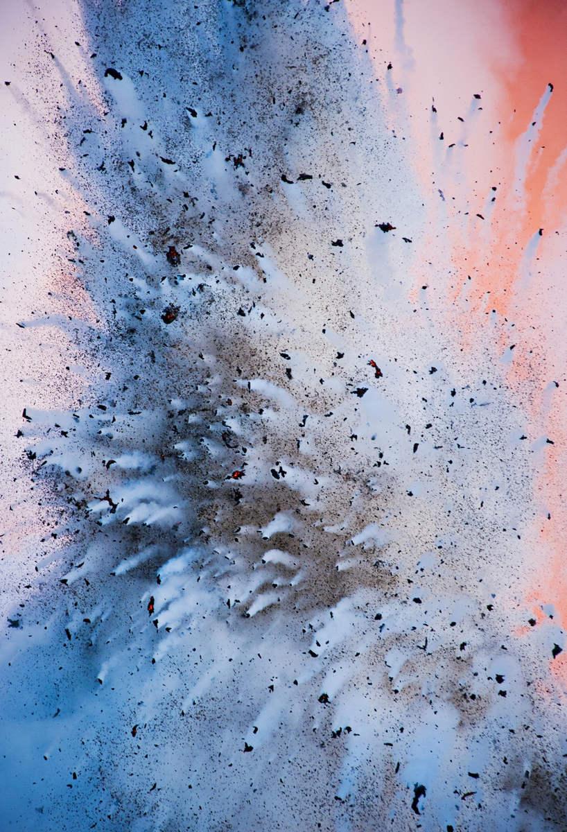 Элизом Батлером (Elyse Butler) - фото извержения на Гавайях