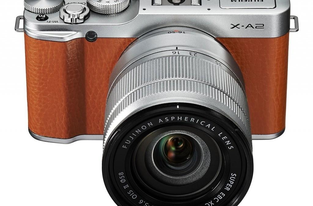 Беззеркальный фотоаппарат Fujifilm X-A2