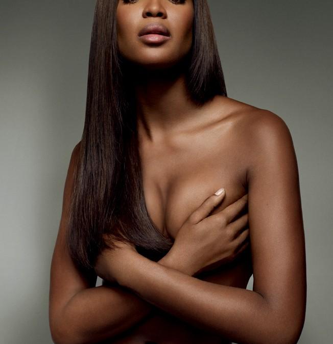 «Черная пантера» модельного бизнеса — Наоми Кэмпбелл (Naomi Campbell)