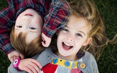 Детская фотосессия, или как фотографировать детей?
