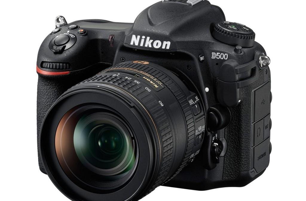 Сравнение Nikon D500, Nikon D7200, Nikon D7100 и Nikon D5500