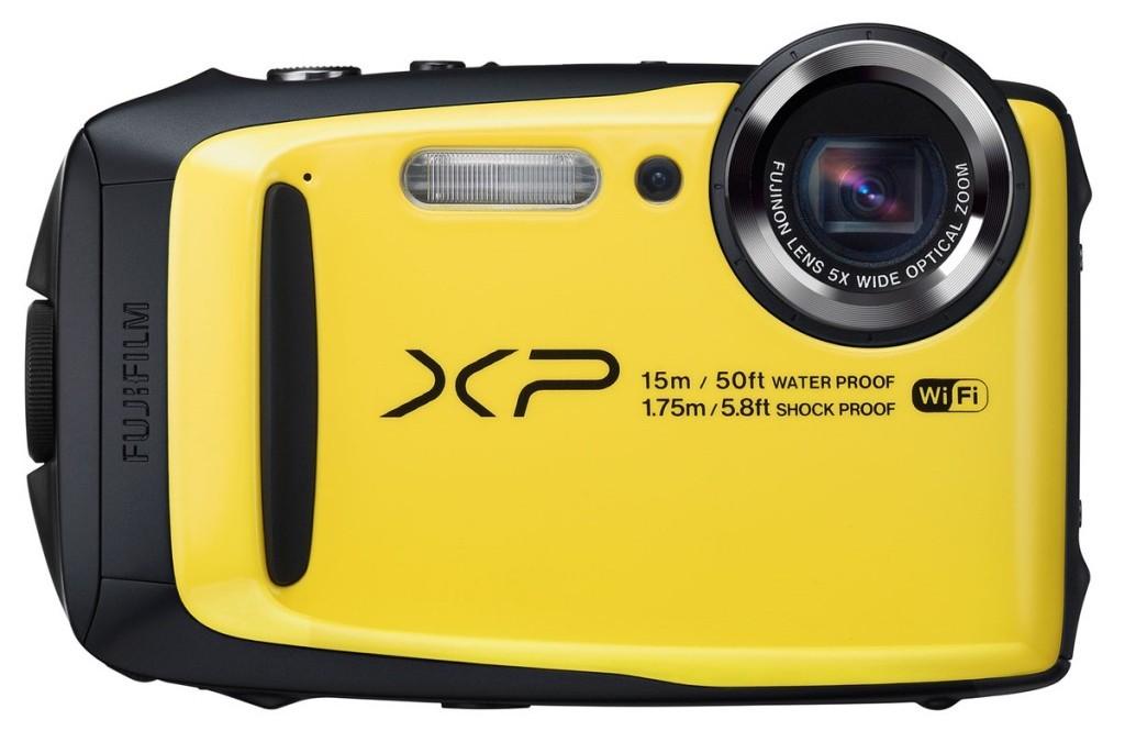 Доступный и невероятно прочный компактный фотоаппарат — Fujifilm FinePix XP90