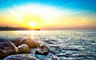 Фотоконкурс морских пейзажей