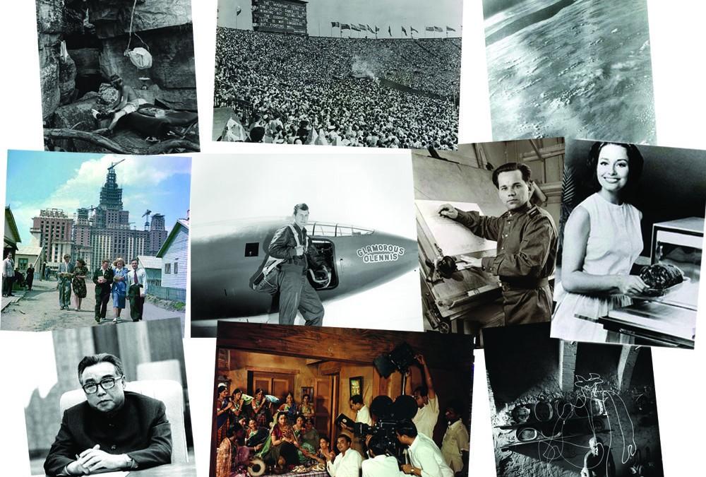 История в фотографиях (1946-1949)