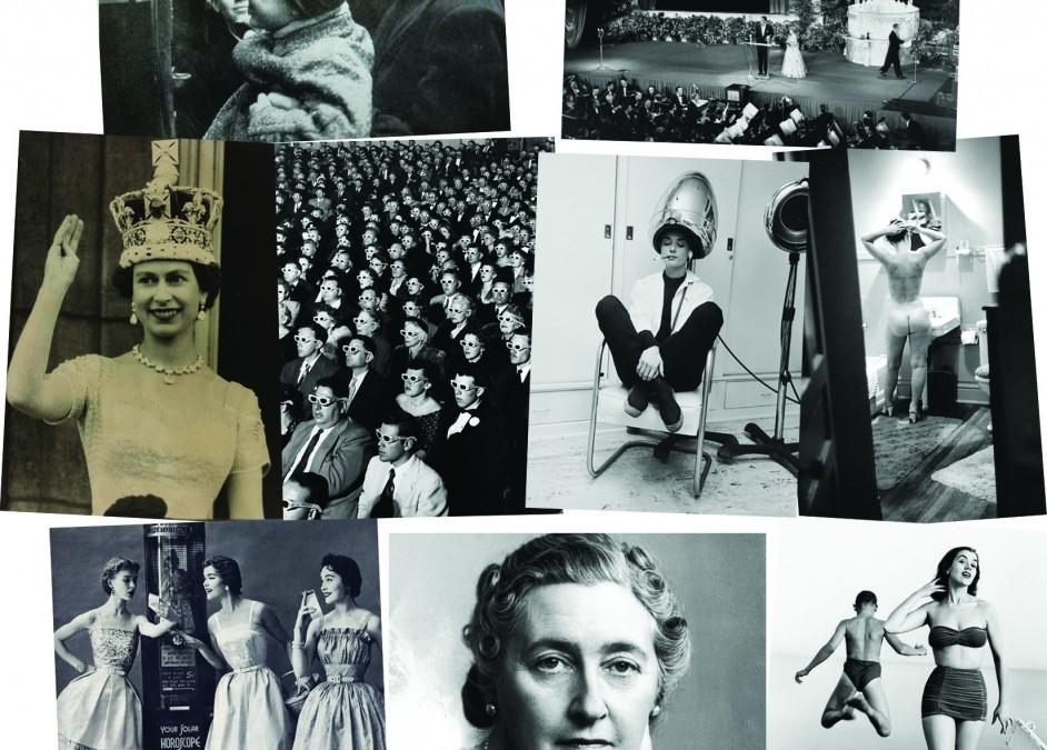 История в фотографиях (1950-1953)