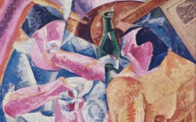 Итальянский футуризм Умберто Боччони (Umberto Boccioni)
