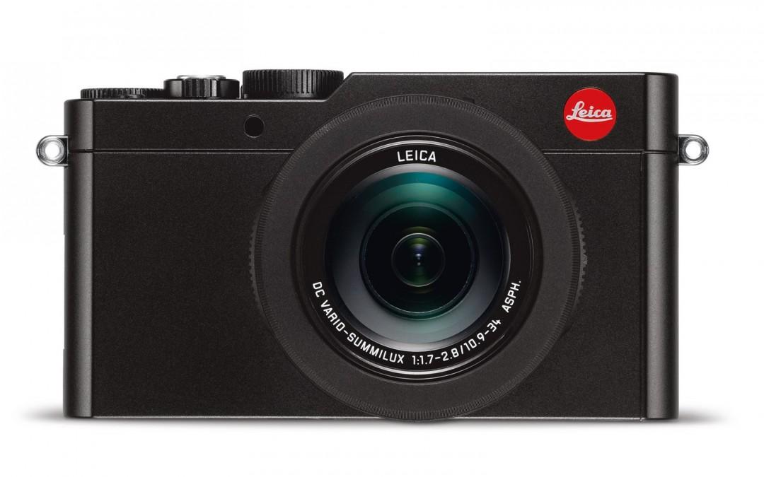 Компактный фотоаппарат с датчиком Four Thirds — Leica D-Lux