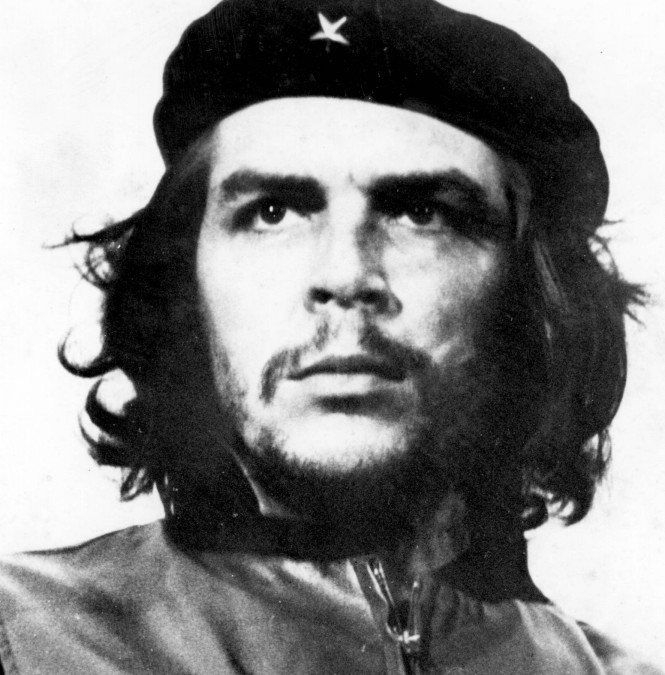 Куба Альберто Корда (Alberto Korda)