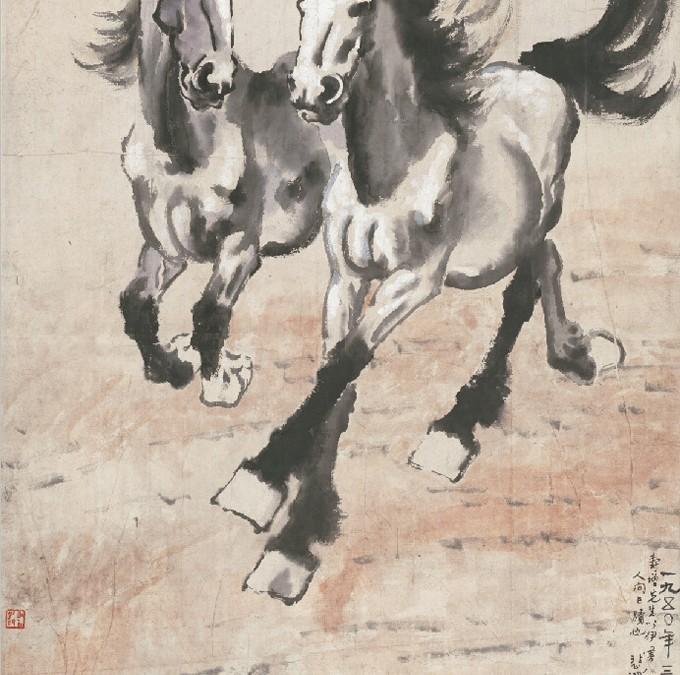 Национальные традиции и современное искусство в работах Сюй Бэйхун (Xu Beihong)