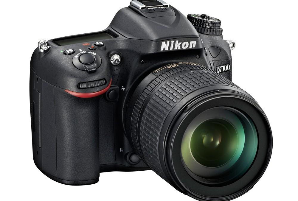 Лучший фотоаппарат среднего класса — Nikon D7100