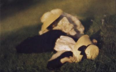 Пионер художественной фотографии Генрих Кюн (Heinrich Kuhn)