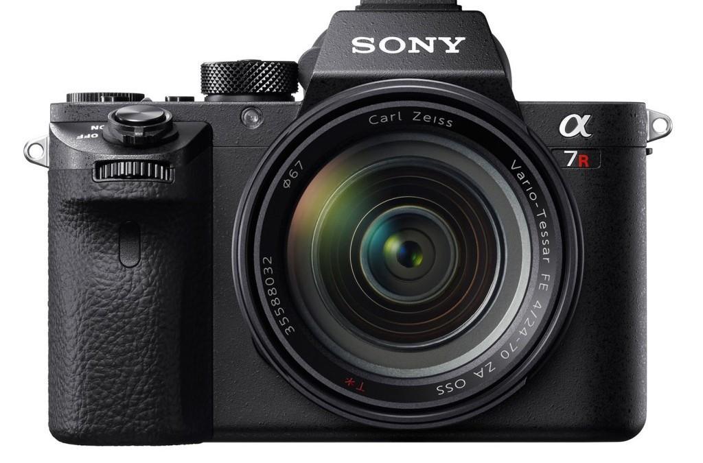 Полноформатный беззеркальный фотоаппарат Sony a7R II