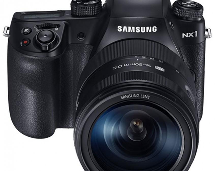 Samsung NX1 – беззеркальный фотоаппарат с матрицей APS-C CMOS