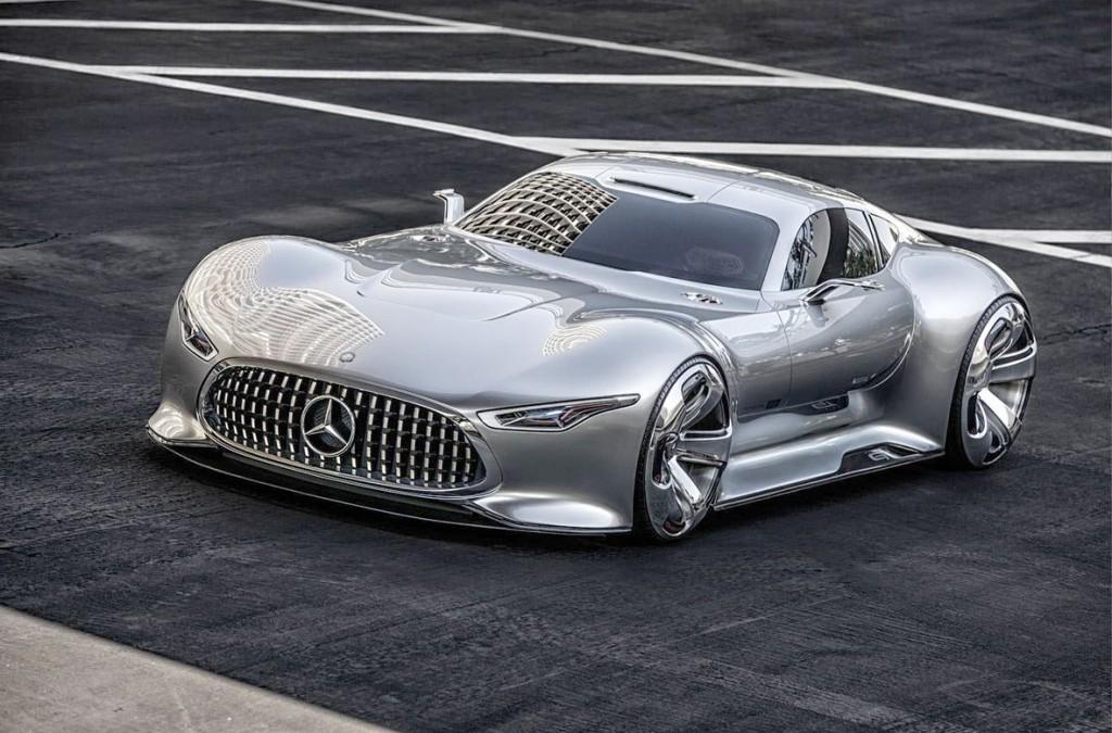 Топ-10 самых роскошных автомобилей 2015 года