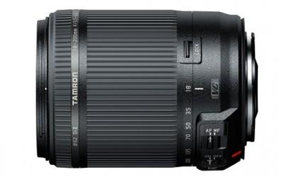 Универсальный объектив Tamron 18-200 мм F3.5-6.3