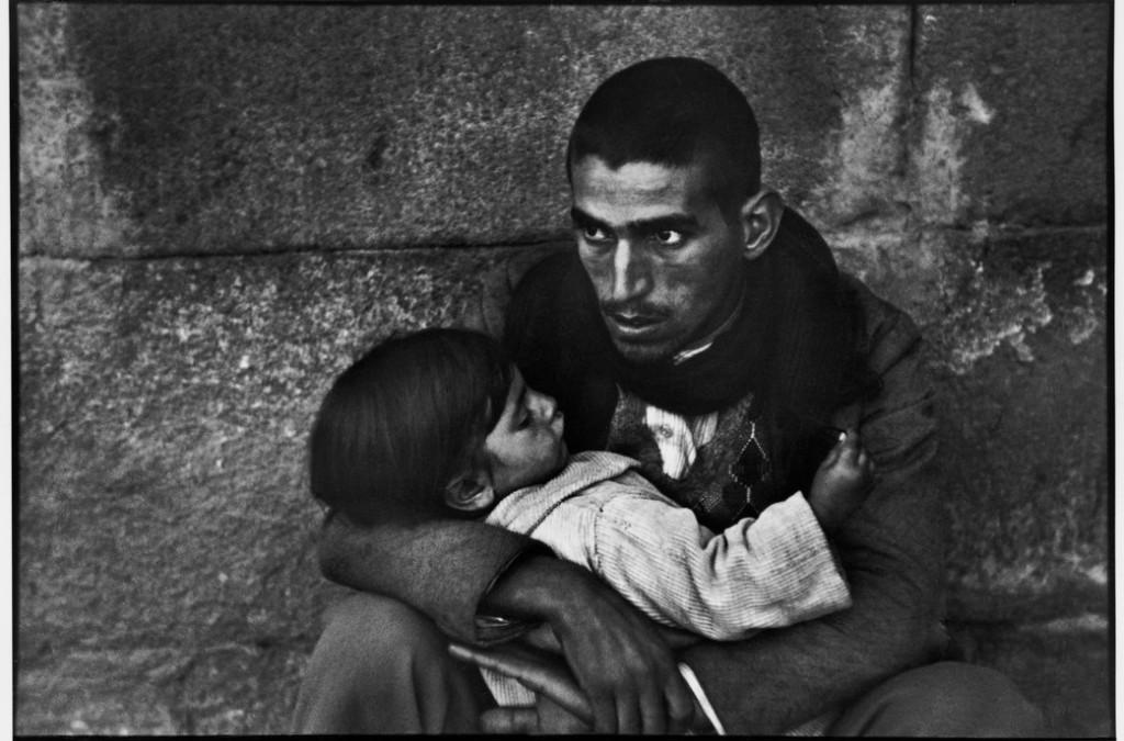 Величайший французский фотограф — Анри Картье-Брессон (Henri Cartier-Bresson)