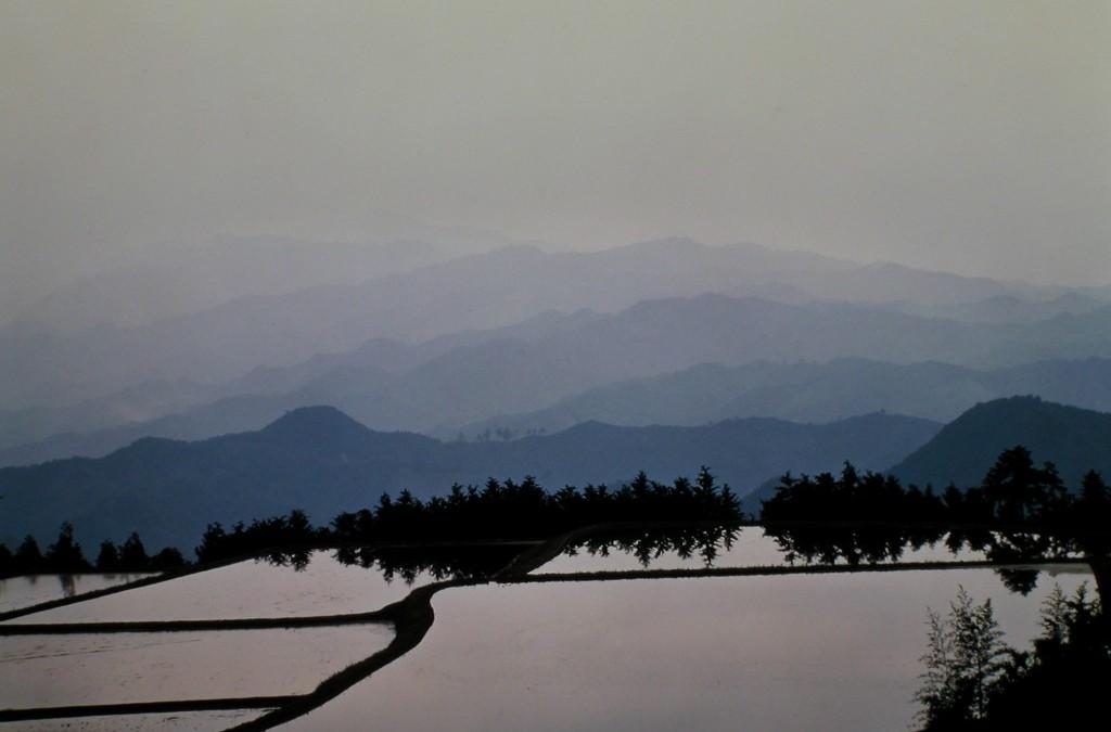 Японский фотограф Таикичи Ири (Taikichi Irie)