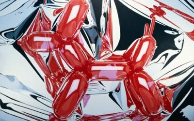Зеркальные скульптуры Джеффри Кунса (Jeff Koons)